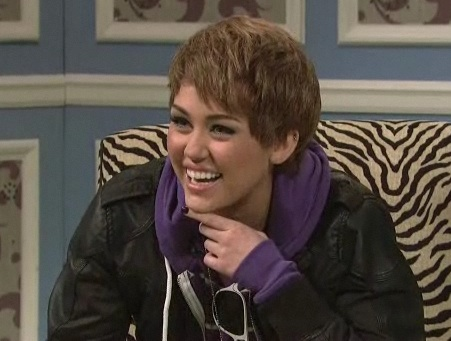 miley cyrus snl lindsay lohan. Not being Lindsay Lohan has